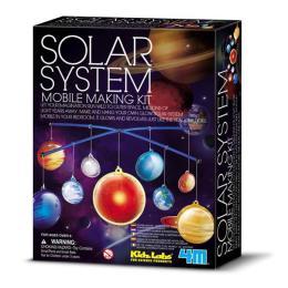 4М для досліджень, що світиться модель сонячної систе