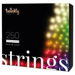 Twinkly Smart LED Strings RGBW 250, BT + WiFi, Gen II, IP4