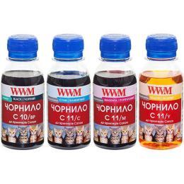 WWM CANON PG510BP/CL511C/M/Y Комплект