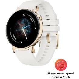 Huawei Watch GT 2 42 mm Frosty White (Diana-B19J) SpO2