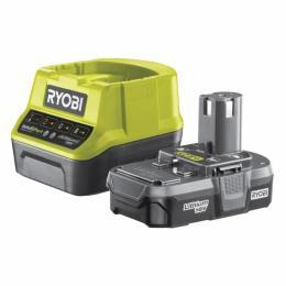 Ryobi + зарядное устройство ONE+ RC18120-113, 18В, 1,3 А