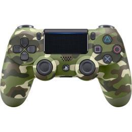 SONY PS4 Dualshock 4 V2 Green Cammo
