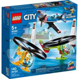 LEGO City Воздушная гонка 140 деталей