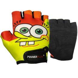 PowerPlay Children 5473 Sponge Bob Yellow/Orange S