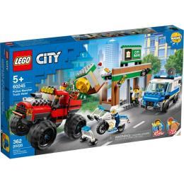 LEGO City Police Ограбление полицейского монстр-трака 3