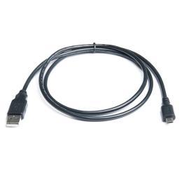 REAL-EL USB 2.0 AM to Micro 5P 2.0m Pro black