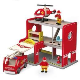 Viga Toys Пожарная станция