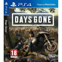 SONY Days Gone [PS4, Russian version] Blu-ray диск