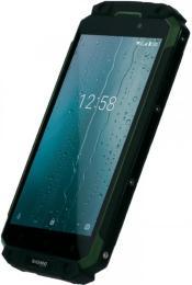 Sigma mobile PQ39 Ultra Black/Green