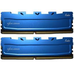 eXceleram DDR3 16GB (2x8GB) 1600 MHz Blue Kudos