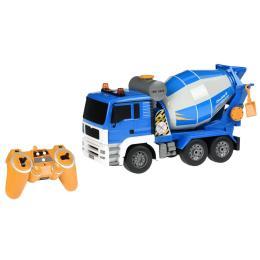 Same Toy Бетономешалка синяя