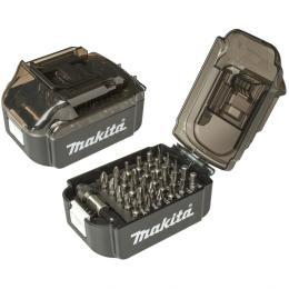 Makita в футляре формы батареи LXT 31 шт