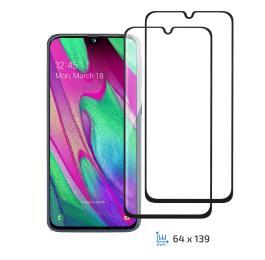 2E Samsung Galaxy A40(A405), 2.5D FCFG, black border
