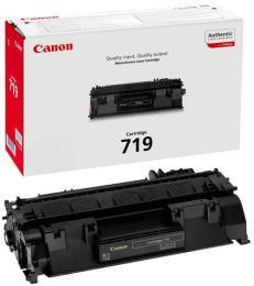 Canon 719 Black LBP-6300dn/6650dn/MF5580
