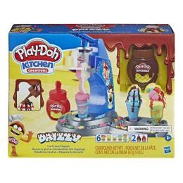 Hasbro Play-Doh Мороженое с глазурью