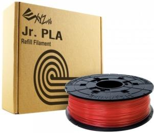 XYZprinting PLA(NFC) 1.75мм/0.6кг Filament, Clear Red