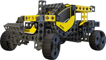 Twickto Vehicles #1 338 деталей