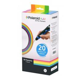 Polaroid 3D Filament Color Play (20 цветов)