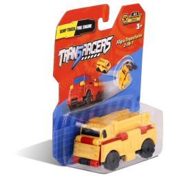 TransRacers 2-в-1 Самосвал & Пожарная машина