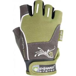 """Power System Woman""""s Power PS-2570 XS Green"""