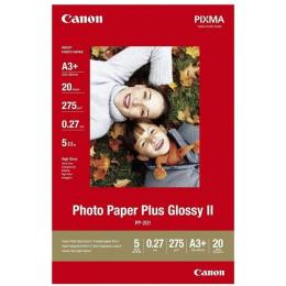 Canon A3+ Photo Paper Glossy PP-201, 20л