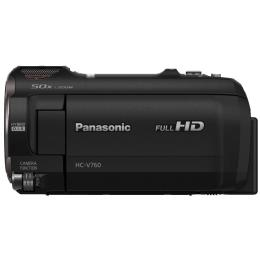 PANASONIC HC-V760EE black