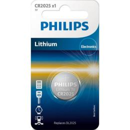 PHILIPS CR2025 Lithium * 1