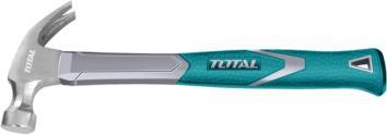 TOTAL THT73166 с гвоздодером, 450гр.