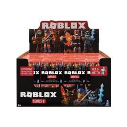Jazwares Roblox Mystery Figures Safety Orange Assortment S6