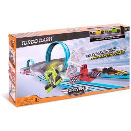 DRIVEN TURBOCHARGE TURBO DASH