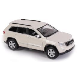 Maisto Jeep Grand Cherokee 2011 (1:24) белый