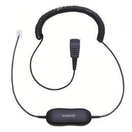 Jabra GN1200 CC Smart Cord QD на RJ9