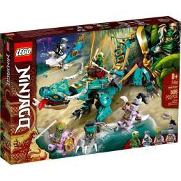 LEGO Ninjago Дракон из джунглей