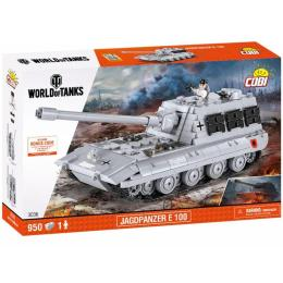 Cobi World Of Tanks Jagdpanzer E-100 Krokodil 950 дета