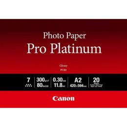 Canon A2 Pro Platinum Photo Paper PT-101 20с.