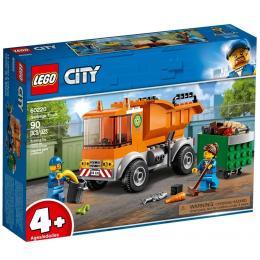 LEGO City Мусоровоз 90 деталей