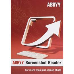 ABBYY Screenshot Reader (ESD) for personal use