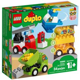 LEGO DUPLO Мои первые машинки 34 детали
