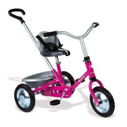Smoby Zooky с багажником Розовый