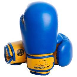 PowerPlay 3004 JR 8oz Blue/Yellow