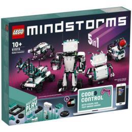 LEGO MINDSTORMS Изобретатель роботов
