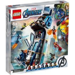 LEGO Super Heroes Бой в башне Мстителей