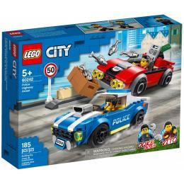 LEGO City Police Арест на шоссе 185 деталей
