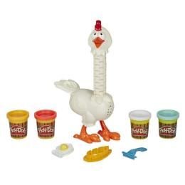 Hasbro Play-Doh Курочка Чудо в перьях