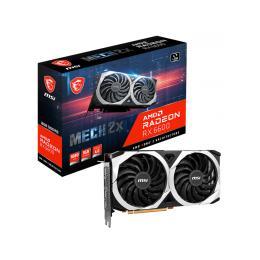 MSI Radeon RX 6600 8Gb MECH 2X