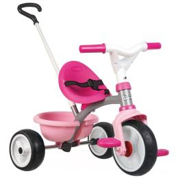 Smoby Be Move с багажником Розовый