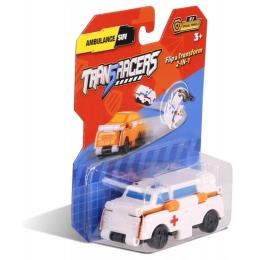 TransRacers 2-в-1 Скорая помощь & Внедорожник