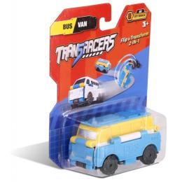 TransRacers 2-в-1 Автобус & Микроавтобус