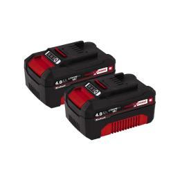 EINHELL Twinpack 18V 4.0Ah, PXC Plus, 2шт., 1.47кг