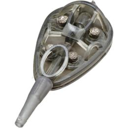 Brain fishing In-line Drop Flat Feeder S 62x25 20g